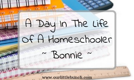 A Day In The Life Of A Homeschooler! – Bonnie from TheKoalaMom.com