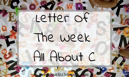 "Letter Of The Week – All About ""C"""