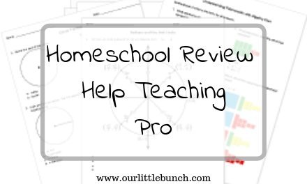 Help Teaching Pro by HelpTeaching.com – Homeschool Review