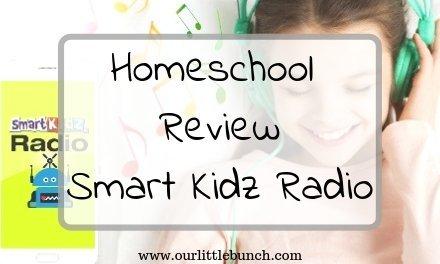 Smart Kidz Radio  – Our Homeschool Review!