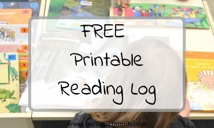 Make Reading Fun with this FREE printable!