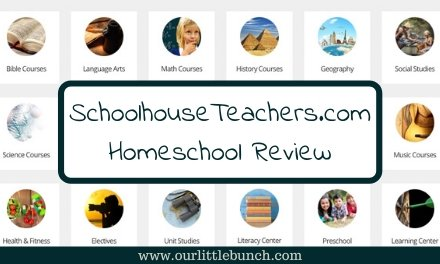 SchoolhouseTeachers.com – Homeschool Review (2020 Update)
