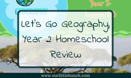 Let's Go Geography, Year 2 – Homeschool Review