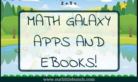 Math Galaxy Apps and Ebooks! – Homeschool Review