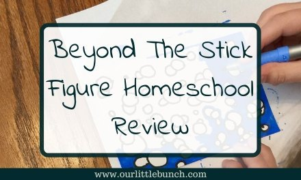 Beyond The Stick Figure – Homeschool Review