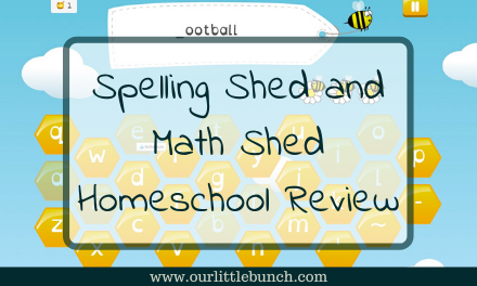 Spelling Shed and Math Shed – Homeschool Review