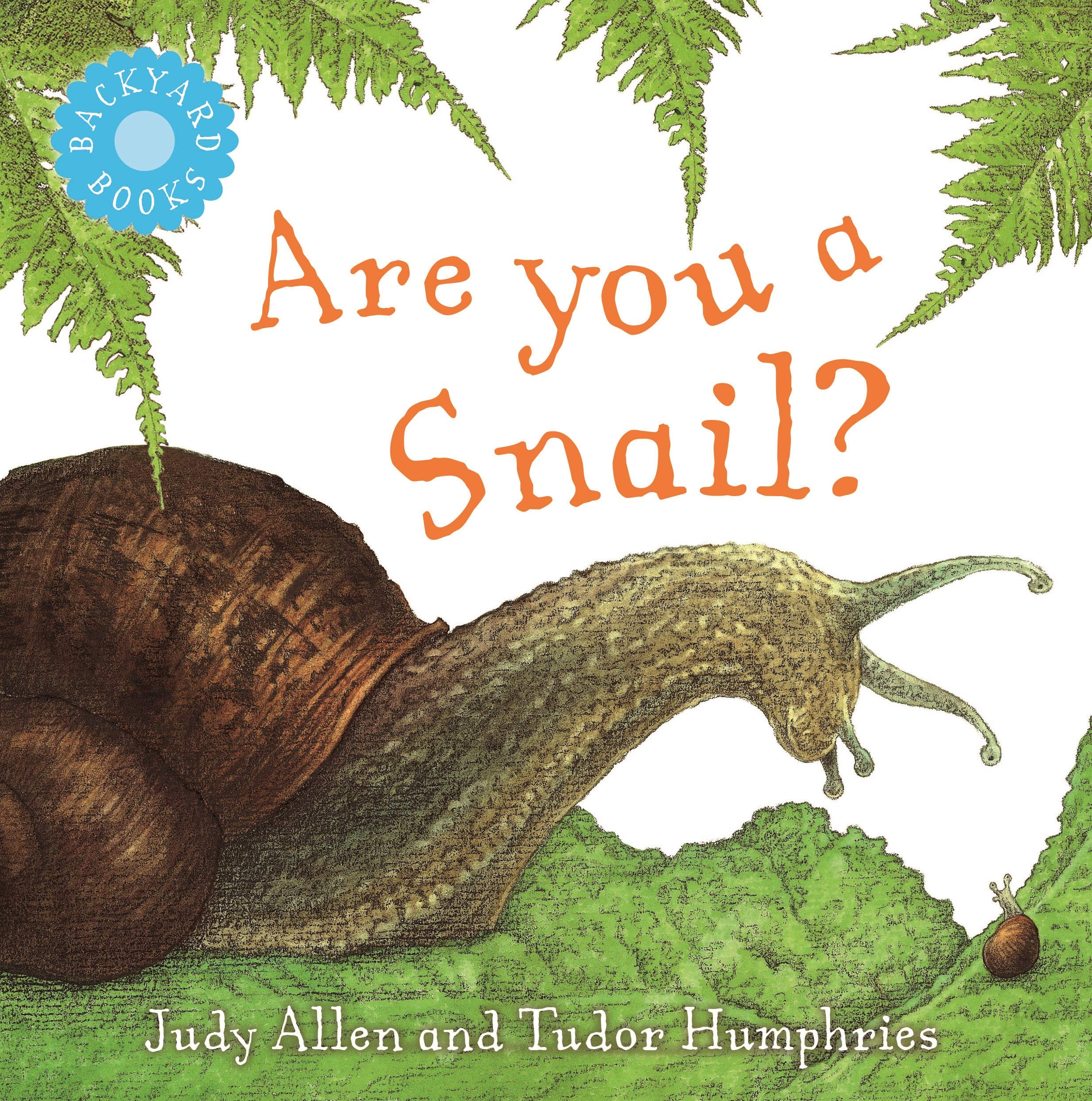 Are You A Snail Book