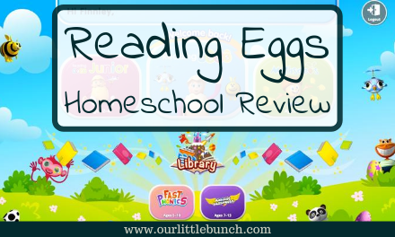 Reading Eggs – Homeschool Review