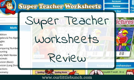 Super Teacher Worksheets Membership – Homeschool Review