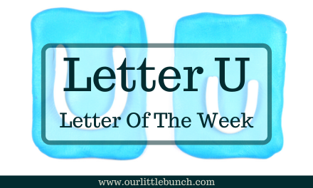 Letter U – Letter Of The Week