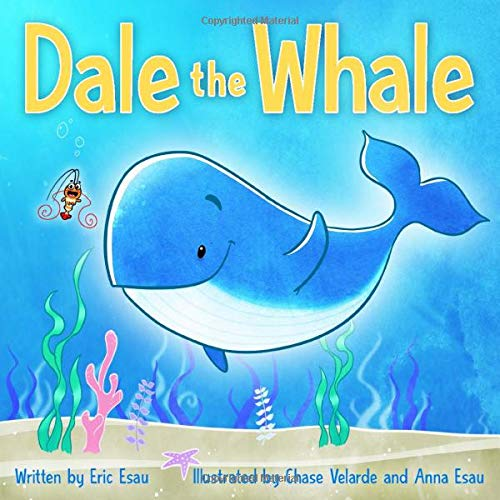 Dale The Whale Book