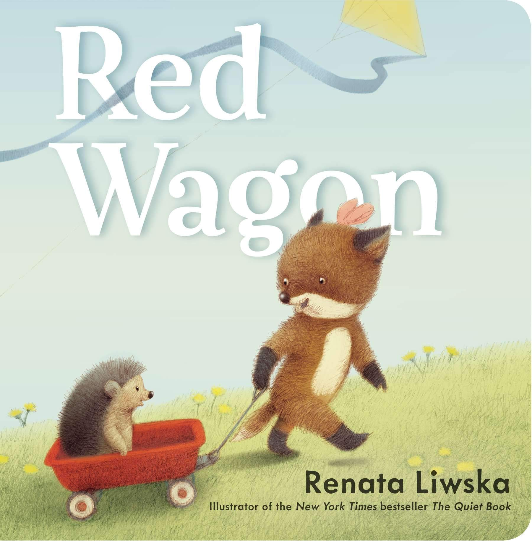Red Wagon Book