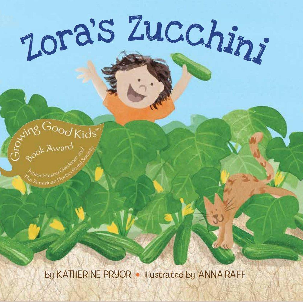 Book Zora's Zucchini