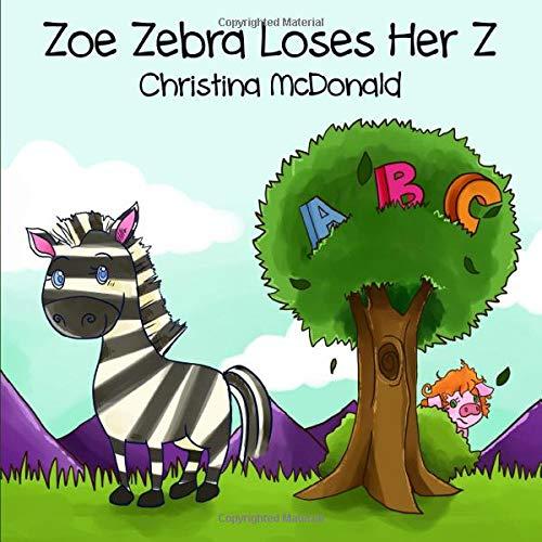Book Zoe Zebra Loses Her Z