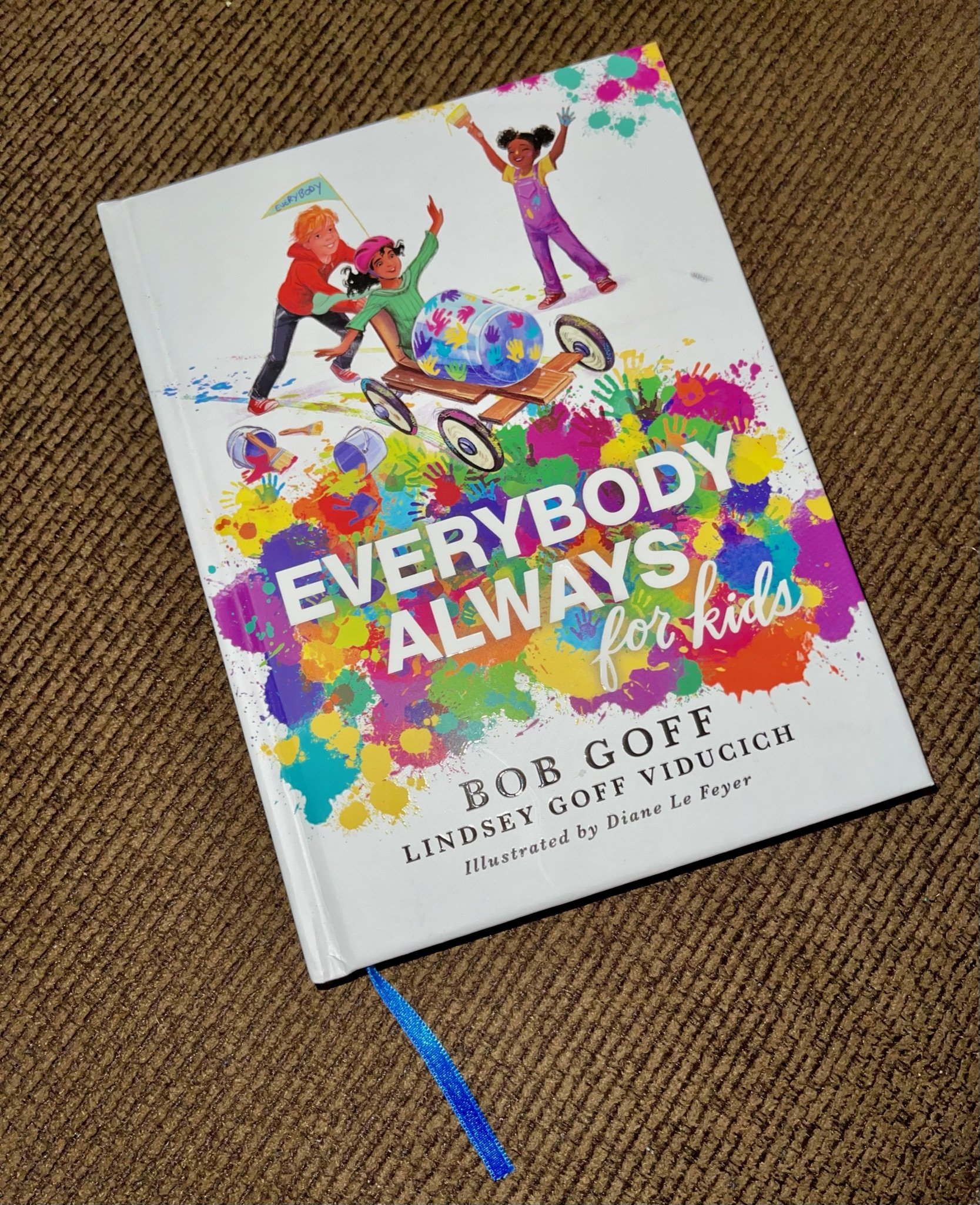 Everybody, Always for Kids book cover