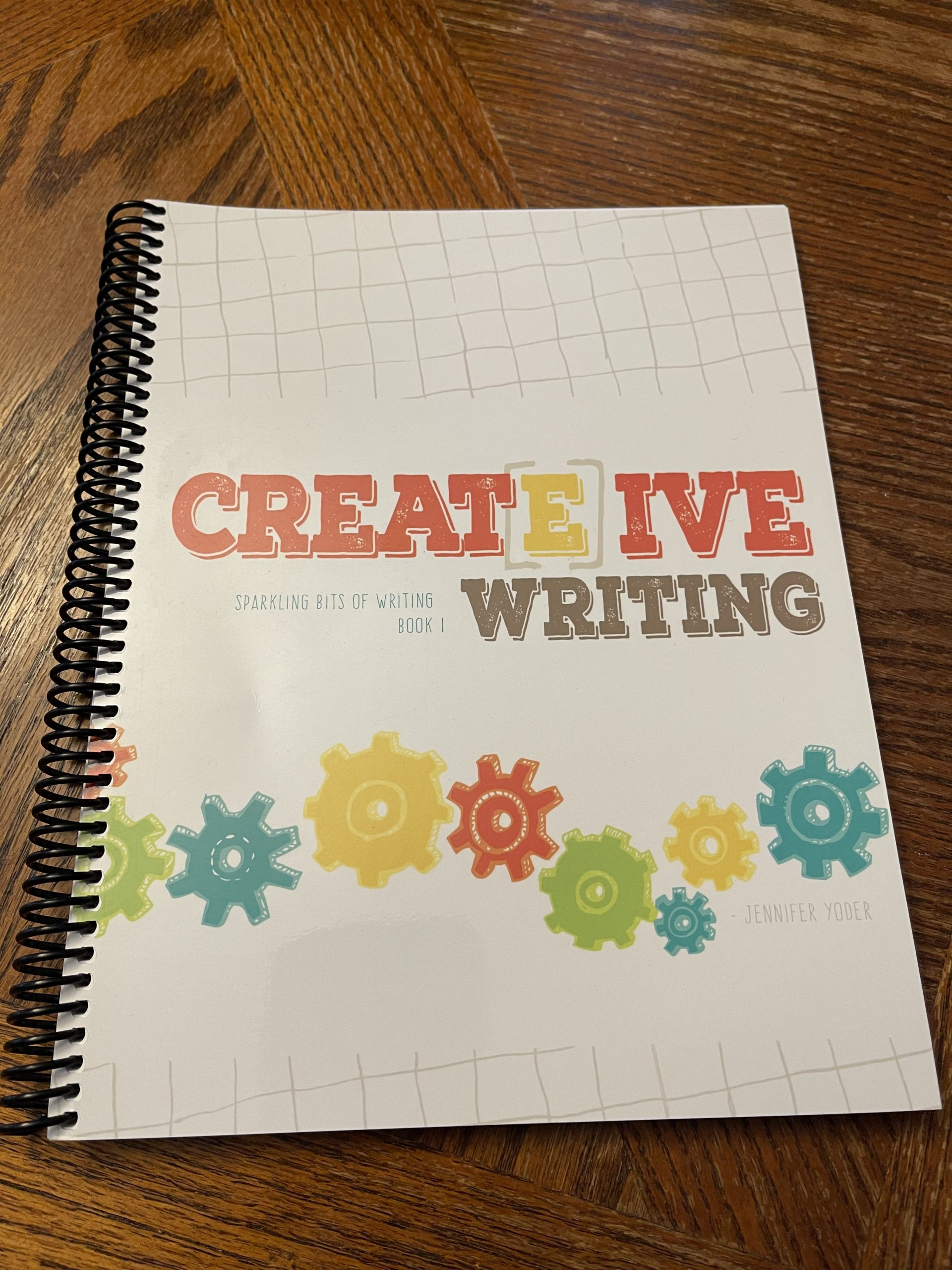 Sparkling Bits of Writing Book 1