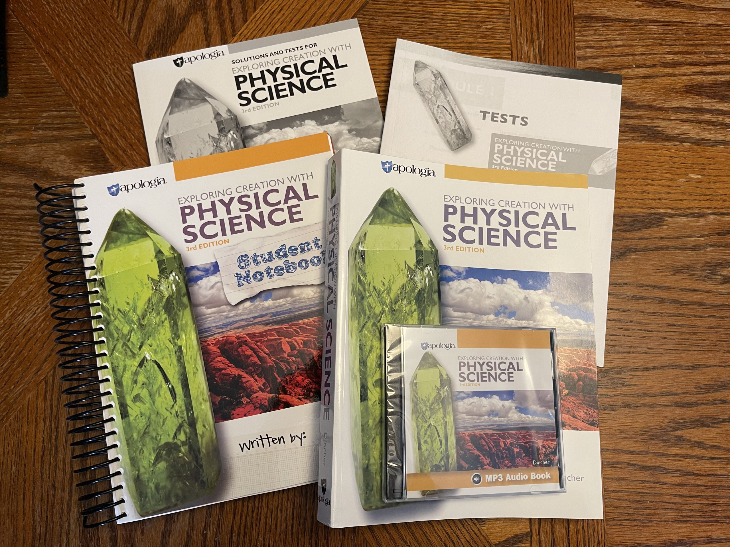 Physical Science Set