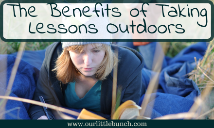 Benefits of Taking Lessons Outdoors – By Sandi Schwartz