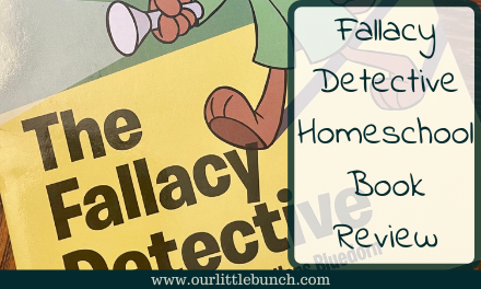Fallacy Detective – Homeschool Review