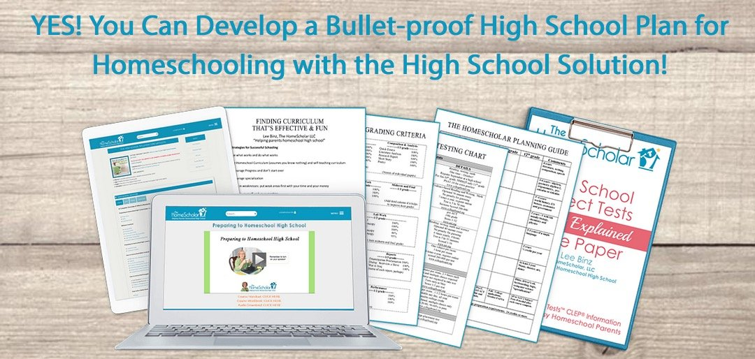 High School Solution Course Image